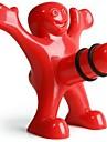 творческий счастливые люди стиль пластиковая бутылка пробка 9.5 * 8.5 * 5.5 см (3,74 * 3,35 * 2,17 дюйма)