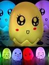 7 Color Changing Egg LED Night Light Lamp