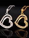 Colliers Tendance Imitation de diamant Collier court /Ras-du-cou / Pendentif de collier BijouxMariage / Soirée / Quotidien / Décontracté