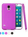 ggmm® Pure-S5 прозрачной крышкой мягкий гель защитный чехол для Samsung Galaxy S5 i9600 (разные цвета)