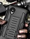 armadura resistência cinta de aperto queda jaqueta protetora com suporte e clipe para LG Nexus 5 / E980