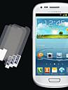 3шт HD прозрачный протектор экрана для Samsung Galaxy S3 мини i8190n