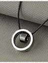 Ожерелье Ожерелья с подвесками Бижутерия Повседневные Спорт Новогодние подарки Others Уникальный дизайн Мода Сплав Титановая сталь 1шт