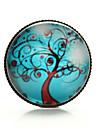 vilam® древо жизни Дерево мира ветрено филиал время кабошон камень брошь