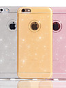 piscando TPU caso capa mole para iphone 6 / 6s (cores sortidas)