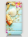 Seashell Pattern Back Case for iPhone 6