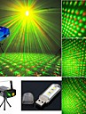 Mini Voice-control RGB All Over The Sky Star Laser Stage Lighting Projector Disco Party DJ + U disk lamp (AC110-240V)