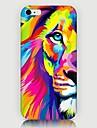 iPhone 6 플러스 - 뒷면 커버 - 그래픽/스페셜 디자인/노블티 (멀티 색상 , 플라스틱)