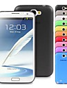 BIG D 0.3mm Ultra Thin Matte Back Cover for Samsung Galaxy Note2 N7100