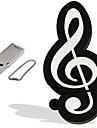 desenhos animados modelo de nota musical 16gb usb drive flash de 2.0