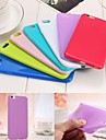 Для Кейс для iPhone 6 / Кейс для iPhone 6 Plus Other Кейс для Задняя крышка Кейс для Один цвет Мягкий TPUiPhone 6s Plus/6 Plus / iPhone