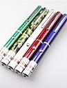 Зеленая лазерная указка - Фигурные ручки - Медь