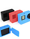 Accessories For GoPro,Protective Case Case/Bags Screw BackdoorsFor-Action Camera,Gopro Hero 4 Silicone