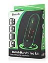 Bluetooth автомобильный комплект громкой связи обрезается на автомобиль солнцезащитный козырек, Bluetooth 4.0 поддерживает два телефона одновременно