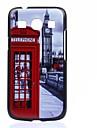 Para Samsung Galaxy Capinhas Estampada Capinha Capa Traseira Capinha Paisagem Urbana PC Samsung Core Plus