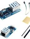 ENC28J60 Ethernet LAN модуль AVR / LPC / STM32 и аксессуары для Arduino