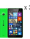 Protetor de Tela - High Definition (HD) - para Microsoft Lumia 535