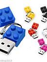 New Toy Bricks Cartoon 8GB USB 2.0 Flash Pen Drive