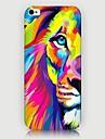 아이폰 7 플러스 다채로운 사자 다시 패턴 케이스 아이폰 5 / 5S