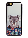 belle mallette koala conception en aluminium pour l'iphone 5c
