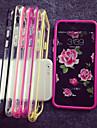 Para iPhone 8 iPhone 8 Plus iPhone 7 iPhone 7 Plus iPhone 6 iPhone 6 Plus Capinha iPhone 5 Case Tampa Transparente Protetora de Quinas