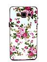 Para Samsung Galaxy Capinhas Estampada Capinha Capa Traseira Capinha Flor PC Samsung A5