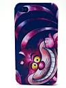 iPhone 4/4S/iPhone 4 - 뒷면 커버 - 그래픽/혼합색/만화/스페셜 디자인/그외/노블티/일본 애니메이션 ( 멀티 색상 , TPU )
