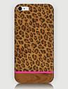 Para Capinha iPhone 6 Capinha iPhone 6 Plus Case Tampa Estampada Capa Traseira Capinha Estampa de Leopardo Rígida PC paraiPhone 6s Plus