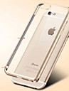 прозрачная задняя крышка для iphone 6с 6 плюс