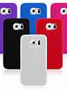 Silicone Material Design Back Cover Case for Samsung Galaxy S6