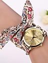 새로운 패션 여성 시계 손목 시계 소녀 나비 띠 국적 드레스 시계
