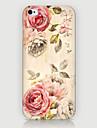 Para Capinha iPhone 5 Case Tampa Estampada Capa Traseira Capinha Pena Rígida PC para iPhone SE/5s iPhone 5