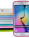 ultrafina caso difícil fosco para Samsung Galaxy S6 borda