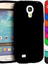 Big D силикагель мягкий чехол для Samsung Galaxy i9190 s4 мини (разных цветов)