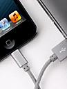 Lightning Cordon Câble de Charge Câble de Chargeur Données & Synchronisation Tressé Câble Pour Apple iPhone iPad 100 cm Nylon