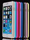 제품 iPhone 8 iPhone 8 Plus iPhone 6 iPhone 6 Plus 케이스 커버 충격방지 울트라 씬 범퍼 케이스 한 색상 하드 메탈 용 Apple iPhone 8 Plus iPhone 8 아이폰 7 플러스 아이폰 (7)
