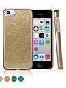 GGMM ® faísca PC e Glitter Hard Case Pó para Iphone5C
