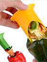 2 ед. Семя Remover For Для овощного Нержавеющая сталь Творческая кухня Гаджет / Оригинальные