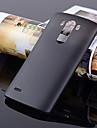 LG 전자 (G3)에 대한 큰 D 울트라 얇은 반투명 다시 매트의 경우 (모듬 된 색상)