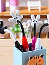 Изгиб Палм-Shaped Смешные Шариковая ручка (случайный цвет)