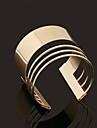 Manchettes Bracelets (Alliage/Plaqué or) Soirée/Quotidien/Casual