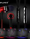 подлинный Awei s80vi для наушников 3,5 мм в ухо канала супербаса с микрофоном пульт дистанционного управления для iphone6 6 плюс s6 (ассорти цветов)