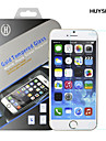 HUYSHE Easy Installation 0.33mm Anti-Fingerprint Anti-Scratch Tempered Glass Screen Protector for iPhone 6S/6