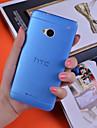 초박형 0.3mm의 HTC 하나 M7 다채로운 스크럽 PP 케이스 (모듬 된 색상)