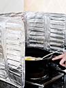 вода сопротивляется кухня масло алюминиевой фольги приготовления перегородка масло отделения бумаги 38x78cm