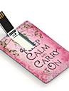 4gb continuar a unidade flash USB Cartão do projeto