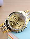 Men's Dress Watch Fashion Watch  High-Grade Steel Strip of The Quartz Watch Wrist Watch Cool Watch Unique Watch