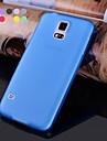 ginásio ultra fino caso fosco translúcido macio para Samsung Galaxy S5 mini (cores sortidas)