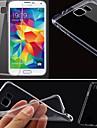BIG D Clear TPU Soft Case for Samsung Galaxy Alpha G850