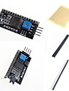 CII / i2c / interface do adaptador de placa lcd1602 e acessórios